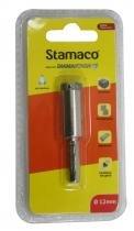 Serra Copo Diamantada - 12mm - STAMACO