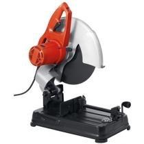 Serra de corte rapido policorte black and decker portatil e profissional 14 2000w 127v -