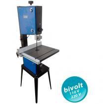 Serra de fita vertical 750 watts, inclinação de 45º - RBS315A - Tander profissional