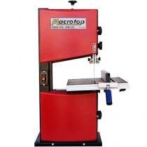 Serra Fita de Bancada Profissional 370 watts Bivolt - SFM-370 - Macrotop