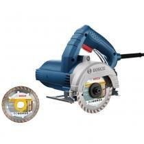 "Serra mármore 5"" 1500 watts com 2 discos - TITAN GDC150 (110V) - Bosch"