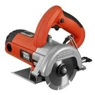 Serra marmore black and decker 125mm profissional 1270w 220v - Black and decker