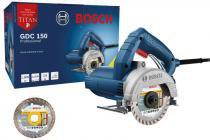 Serra Mármore Bosch Gdc150 Disco 220v -