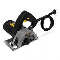 Serra Mármore Hammer GYSM1100 1100W 13000 RPM 127V Preta 110mm Regulador de Ângulo - Goodyear