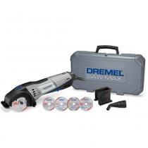 Serra Saw-Max Dremel 710W com 4 Discos e Maleta - Dremel