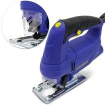 Serra Tico Tico Para Madeira Metal Goodyear 600W 110V 3000 GPM Com Guia Reta Azul GYJS200003 -
