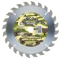 Serra Videa MD 185 = 7 Pol 1/4 x 24 Dentes Bcoen - Comprenet