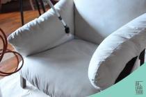 Serviço de impermeabilização de cadeira - 7 lugares - 0 - Dr lava tudo
