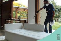 Serviço de impermeabilização de sofá comum de 2 lugares - 0 - Dr lava tudo