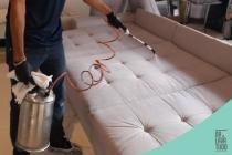 Serviço de impermeabilização de sofá comum de 3 lugares - 0 - Dr lava tudo