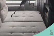 Serviço de impermeabilização de sofá retrátil de 3 lugares - 0 - Dr lava tudo