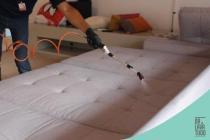 Serviço de impermeabilização de sofá retrátil de 4 lugares - 0 - Dr lava tudo