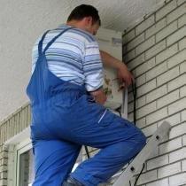 Serviço de Instalação de Ar condicionado Split Hi Wall de 16000 a 30000 BTUs - Isnow