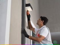 Serviço de instalação de arandelas para área externas - Cdf