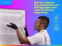 Serviço de instalação de refrigerador - Cdf