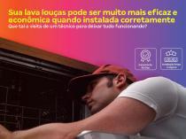 Serviço de instalação e configuração de lava louças - Cdf