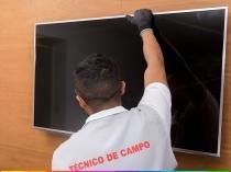 Serviço de instalação e configuração de tv de 43 até 70 - Cdf