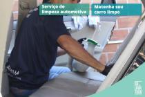 Serviço de Limpeza de Interior de Carro - 0 - Dr. lava tudo