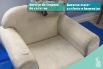 Serviço de Limpeza de Poltrona - 0 - Dr. lava tudo
