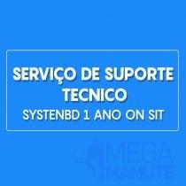 Serviço de Suporte Técnico Systenbd 1 Ano - Dell