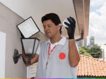 Serviço de Troca de Lâmpadas (até 5 lâmpadas) (Agende sua visita/números na foto) - Cdf