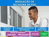 Serviço especializado de instalação e configuração de secadora de piso Cdf