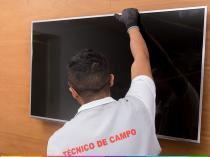 Serviço especializado de instalação e configuração de tv de 43 até 70 Cdf