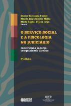 Servico Social E A Psicologia No Judiciario, O - 05 Ed - Cortez
