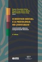 Servico social e a psicologia no judiciario, o: co - Cortez