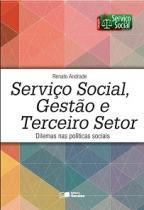 Servico Social Gestao E Terceiro Setor - Saraiva - 1