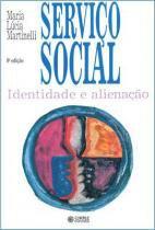 Servico Social Identidade E Alienacao - Cortez - 952523