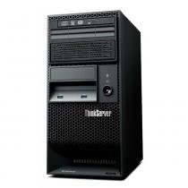 Servidor Torre Intel Lenovo TS150 Quad Core Xeon E3-1225 v5 3.3GHz, 8GB DDR4, 1TB - Lenovo