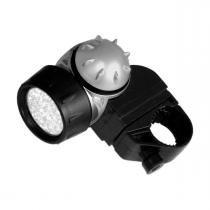 SH21 - Lanterna para Bicicleta 21 LEDs SH 21 - CSR - CSR