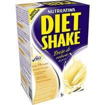 Shake Diet 400g Baunilha - Nutrilatina
