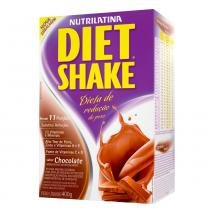 Shake Diet 400g Chocolate - Nutrilatina
