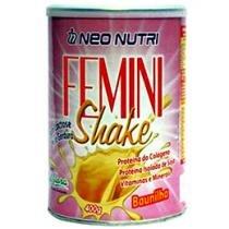 Shake Diet Femini Shake 400g Morango - Neo Nutri