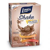Shake Linea Chocolate 400g - LINEA