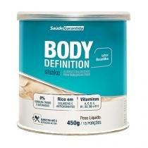 Shake para Emagrecer em Pó Body Definition 450g Sabor Baunilha - Saúde Garantida
