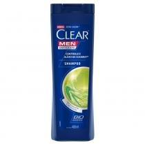 Shampoo anticaspa clear men controle e alívio da coceira 400ml -