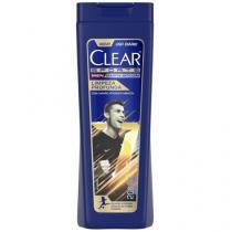 Shampoo Anticaspa Clear Men - Sports Limpeza Profunda 200ml