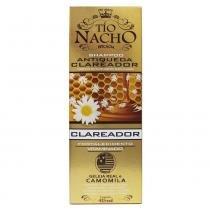Shampoo Antiqueda Clareador Geleia Real e Camomila 415ml - Tío Nacho - Tio Nacho