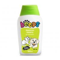 Shampoo beeps sem sal neutro 500ml - Pet society