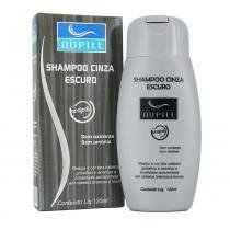 Shampoo Cinza Escuro 120ml - Nupill - Nupill