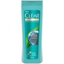 Shampoo Clear Women Detox Diário - 200ml