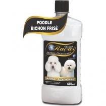 Shampoo Condicionador Poodle Silicone 500ml - Pet import