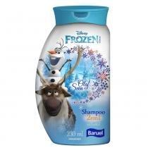 Shampoo Frozen 2 em 1 Baruel 230ml - BARUEL