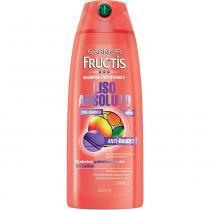 Shampoo Garnier Fructis Liso Absoluto Fortificante 200ML -