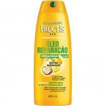 Shampoo garnier fructis óleo reparação extra nutritivo 400ml - Fructis