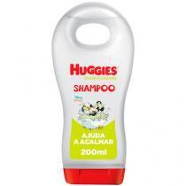 Shampoo Huggies 200ml Turma da Mônica - Camomila