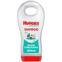 Shampoo Huggies Turma da Mônica Extra Suave - 200ml